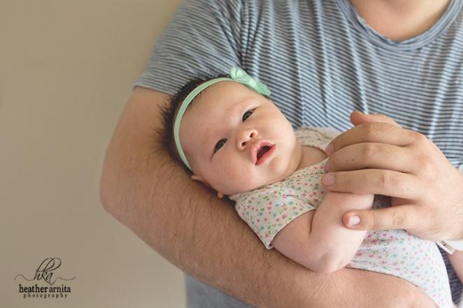 columbus ohio family lifestyle photography closeup of baby web