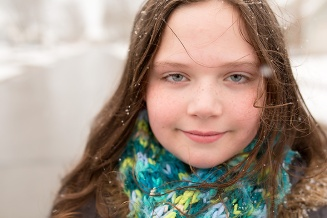 heather arnita photography - columbus family portraits snow 5