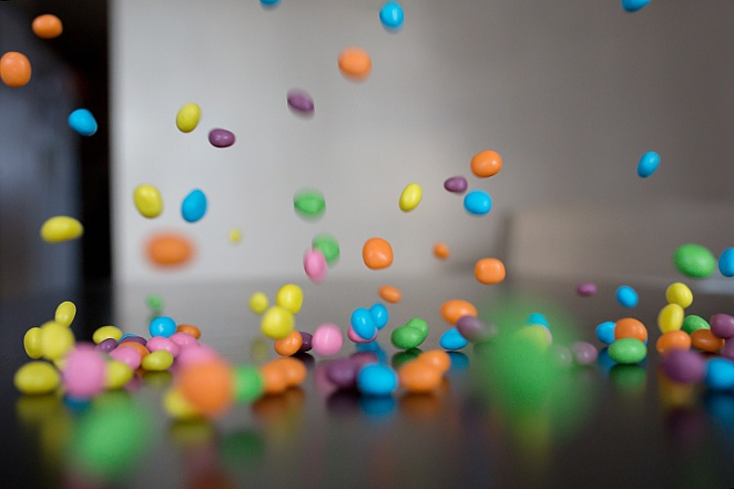 Heather Arnita Photography - jellybeans