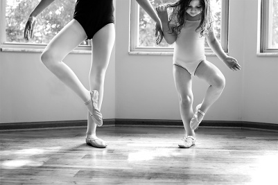 Heather Arnita Photography - Pair of ballerinas