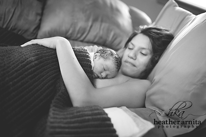 Home Birth Photography Columbus Ohio The N Family