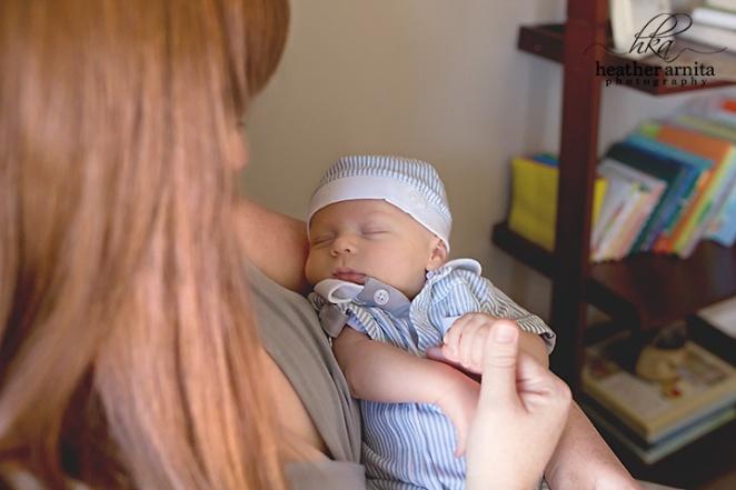 columbus ohio newborn photography harry potter nursery  closeup of baby