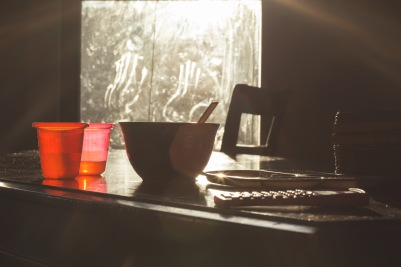 table-morning-light
